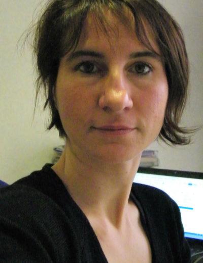 Sandra FOUQUET, secrétaire-animatrice