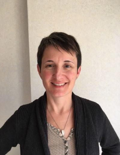 Sonia PERCHER, infirmière coordinatrice