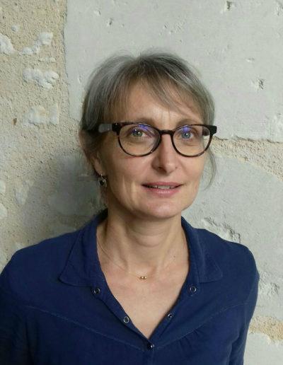 Patricia GODINEAU, infirmière coordinatrice